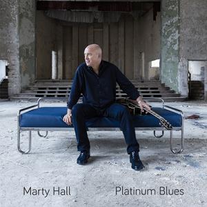 Marti Hall Platinum Blues Titel CD Cover Bild Mario Kegel Photok Photografie & Grafik Design