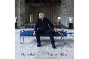 Marti Hall Platinum Blues CD Cover Bild Mario Kegel Photok Photografie & Grafik Design