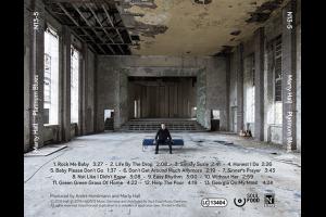 Marti Hall Platinum Blues CD Cover Bild Back Mario Kegel Photok Photografie & Grafik Design